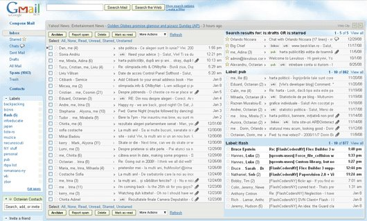 Multiple Inboxes